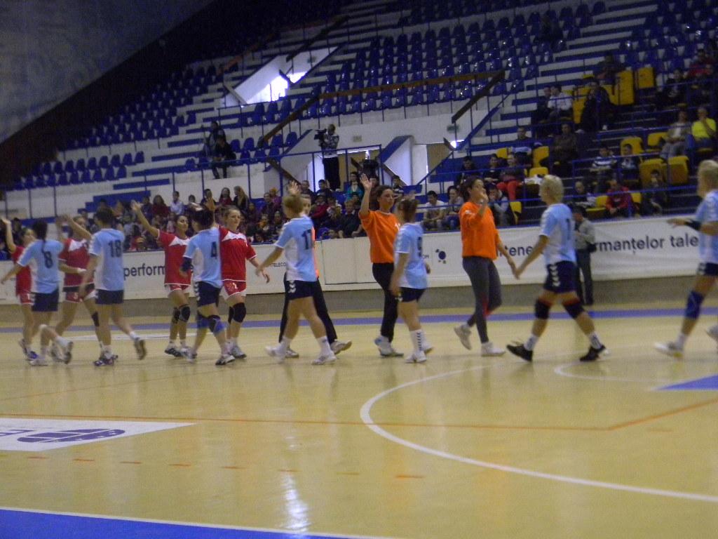 cs timisoara handbal feminin