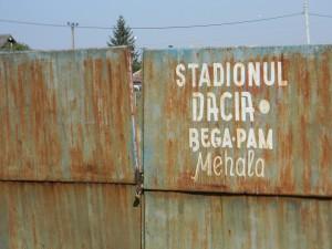 Ultimul teren de fotbal din Mehala