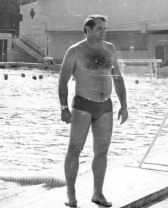 Regretatul Alexandru Cinteanu, antrenorul ILSA-ei în anii '70'-80