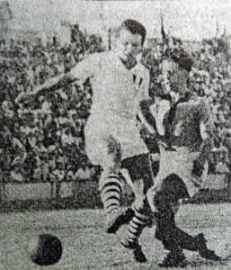 Imagine din finala Cupei României, dintre CFR și ITA