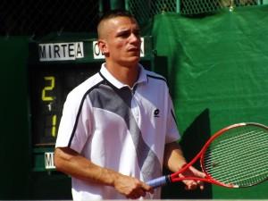 Dragoș Mîrtea, unicul tenismen de-al casei la BRD Timișoara Challenger