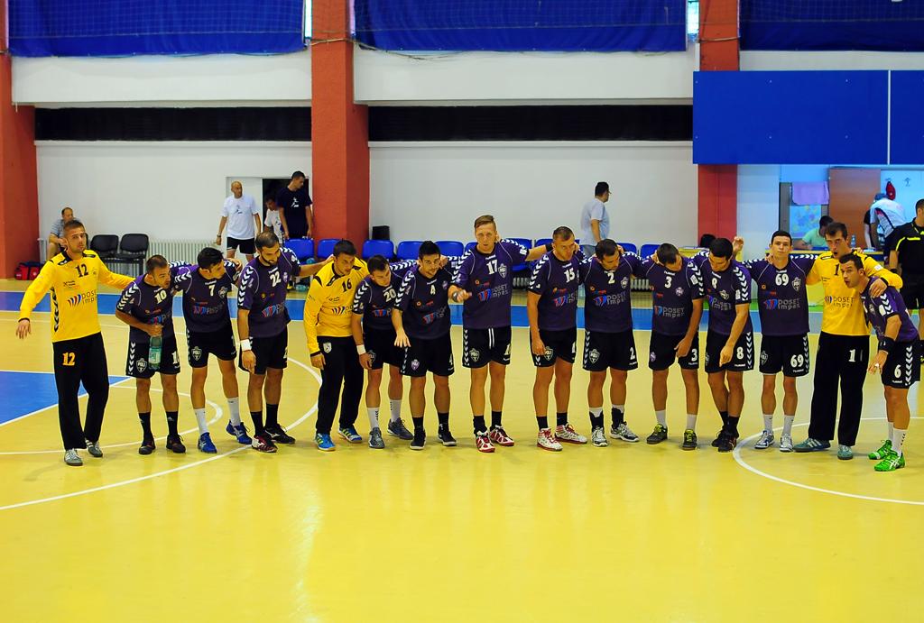 echipa handbal
