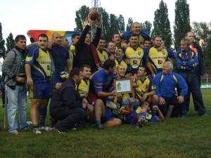 RCM Timișoara, câștigătoarea Cupei Europei Centrale, ediția 2008/2009
