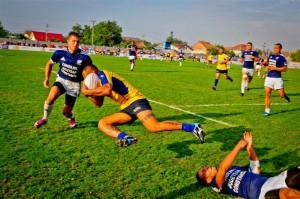 Entuziasm în tribune și în joc: RCM  - Farul 68-13