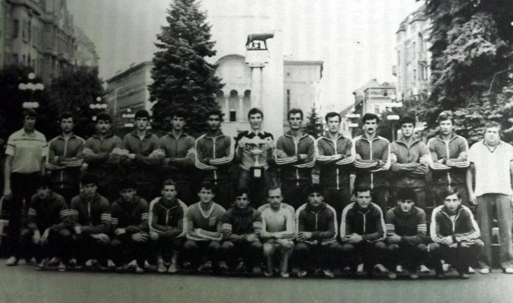1986 giurgea cu grupul