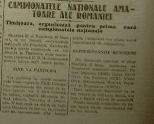 Cn 1933 timisoara